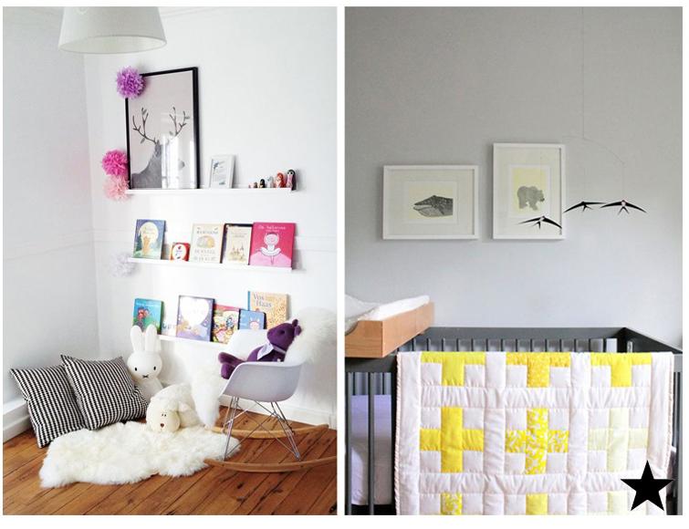 Habitaciones con encanto interiores chic blog de for Habitaciones decoracion nordica
