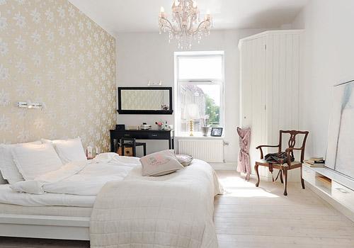 Dormitorios con aires n rdicos interiores chic blog de for Habitaciones decoracion nordica