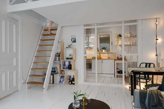 38m2 de encanto interiores chic blog de decoraci n - Pisos con encanto madrid ...