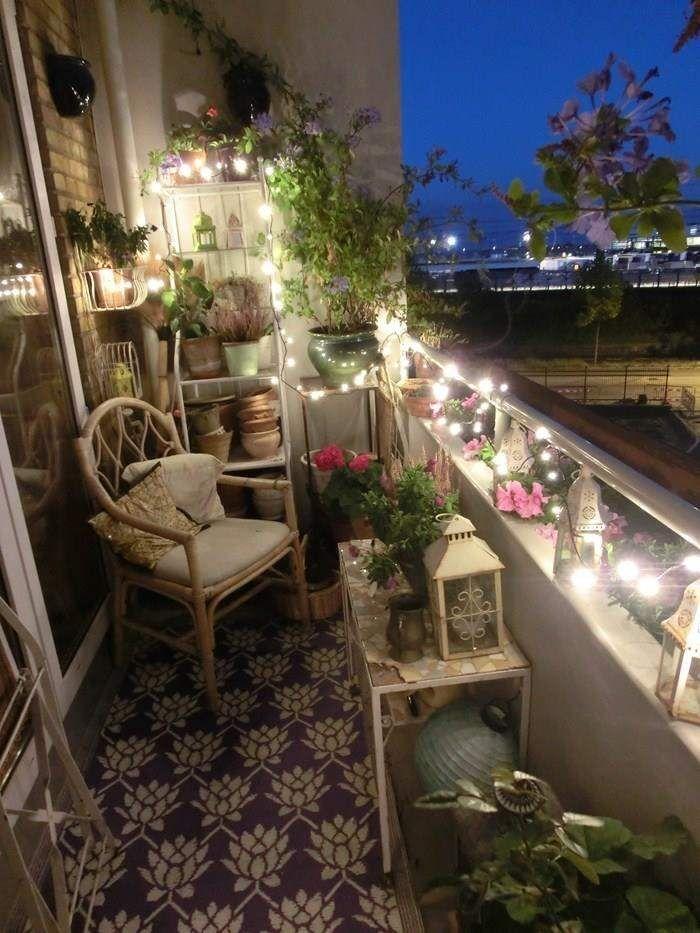 Balcones Con Encanto Interiores Chic Blog De Decoración