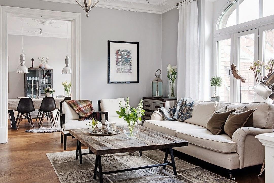 Mezclar estilos elegancia interiores chic blog de for Decoracion de salas clasicas elegantes