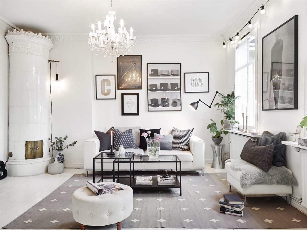 Decora con bombillas colgantes interiores chic blog - Bombillas de decoracion ...