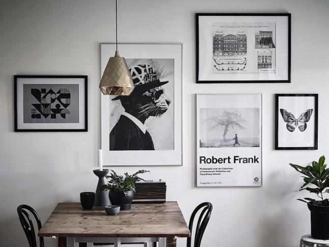 Decora con el encanto de los cuadros. – Interiores Chic | Blog de ...