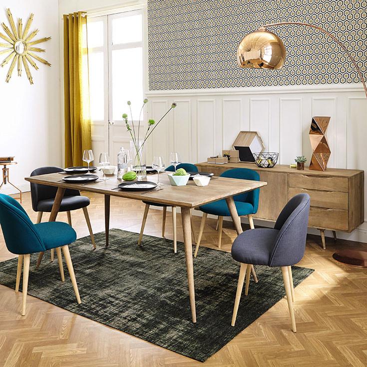 maisons du monde estilo vintage interiores chic blog de decoraci n n rdica. Black Bedroom Furniture Sets. Home Design Ideas