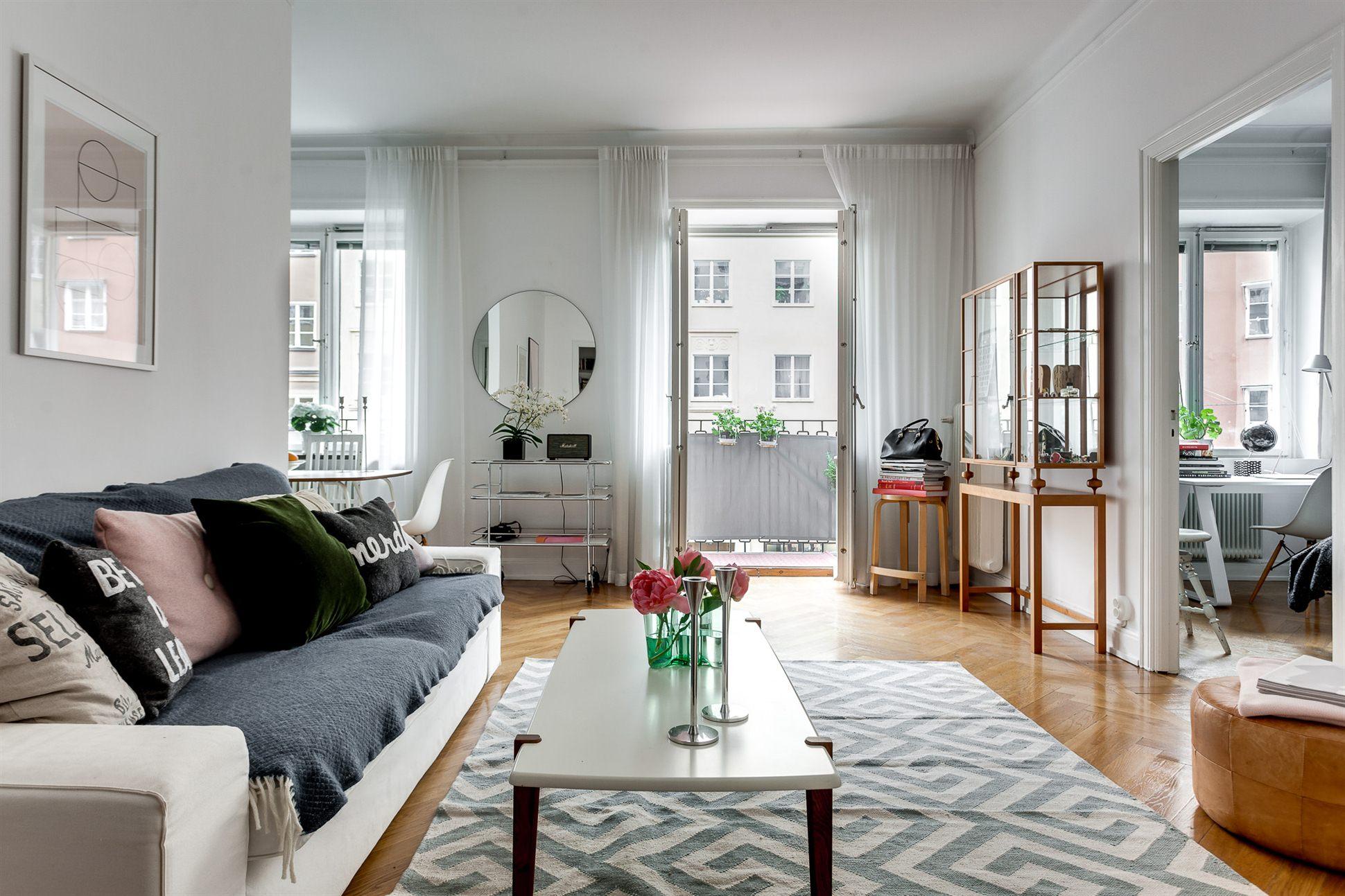 Un Refugio De Verano Muy N Rdico Interiores Chic Blog De  ~ Decoracion Modernista Interiores