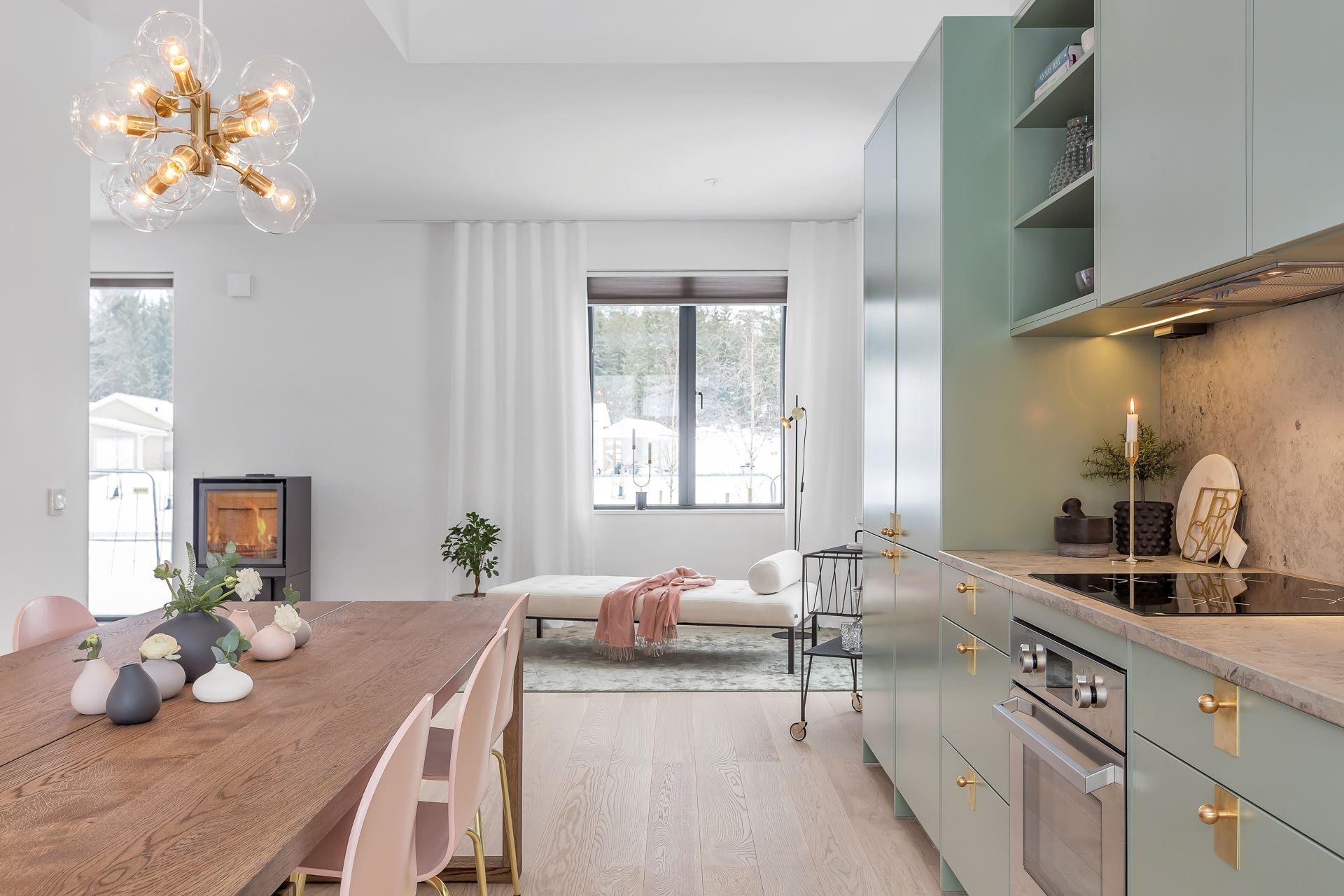 Cocina n rdica y la elegancia femenina interiores chic for Blogs decoracion nordica