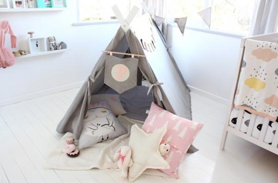 Decora una habitacin nrdica para tu beb Interiores Chic Blog