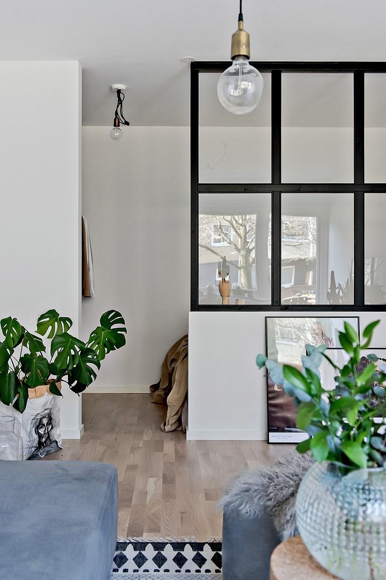 Estructuras acristaladas interiores chic blog de decoraci n n rdica - Blog de decoracion de interiores ...