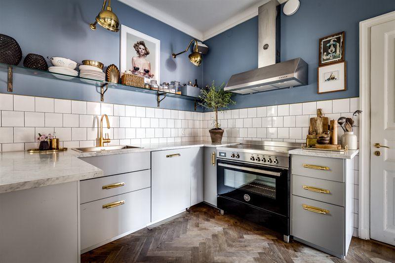 Disenos Con Encanto Cocinas Retrochic Interiores Chic Blog De