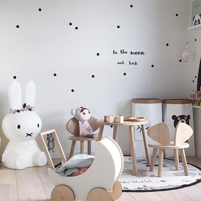 Inspiraci n scandinavian infantil interiores chic - Decoracion de interiores infantil ...
