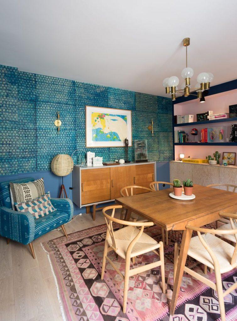 Un hogar en tonos pastel para so ar en par s interiores for Decoracion de interiores paris