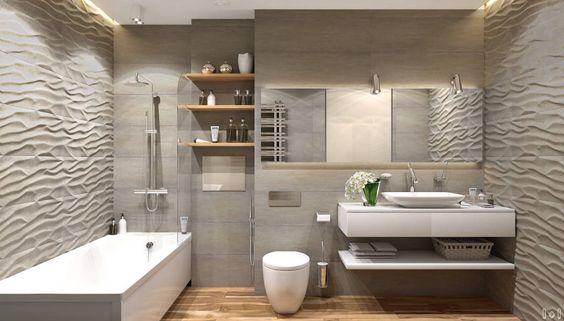 El ba o perfecto decoraci n y estilo interiores chic blog de decoraci n n rdica - Decoracion de interiores de banos ...