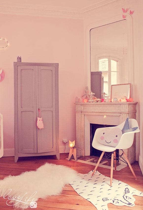 Una habitaci n para cloe interiores chic blog de decoraci n n rdica - Blog de decoracion de interiores ...