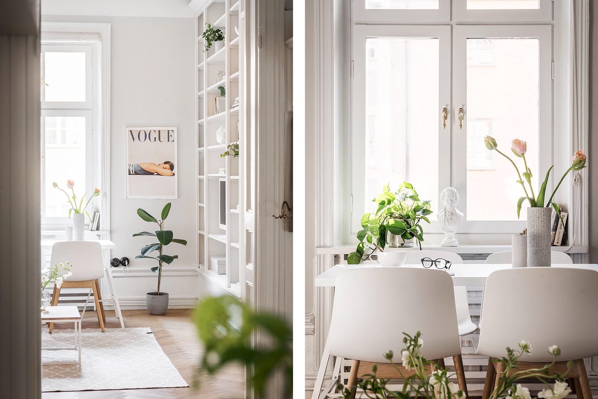 Los colores neutros para pintar mi casa interiores chic blog de decoraci n n rdica - Blogs de decoracion de interiores ...
