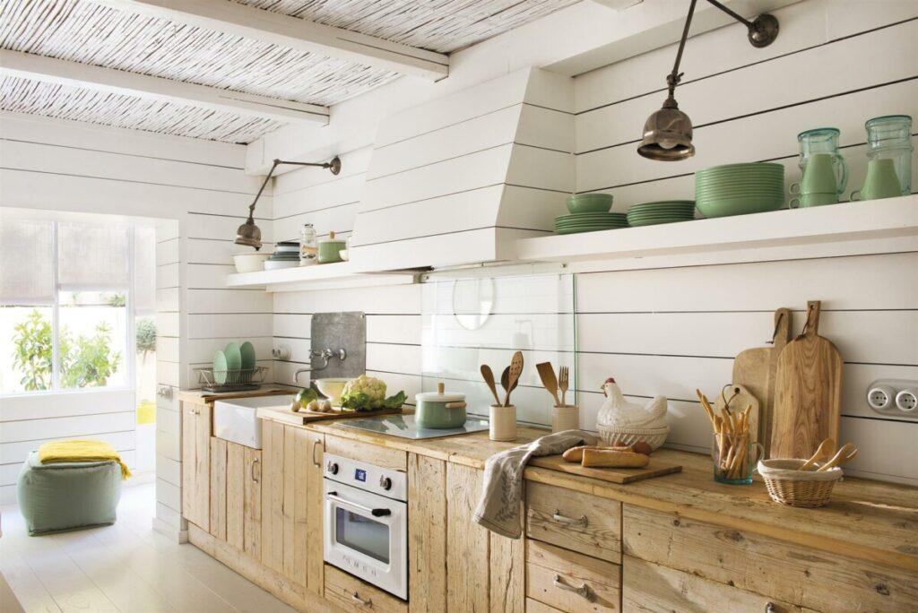 Decoracion cocina nordica
